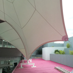 by AT Arquitectura Textil Minimalist Plastic