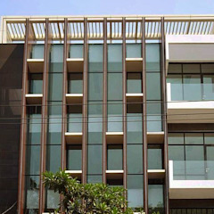 by Simple Projects Architecture Modern Aluminium/Zinc