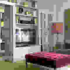 Klasik Oturma Odası Andrea Rossini Architetto Klasik