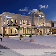 AnS - Architecture Style Ruang Komersial Modern
