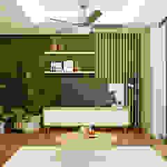 """SEASON AVENUE, ĐẠI LỘ 4 MÙA - """"MÙA HẠ MIỀN NHIỆT ĐỚI"""" 根據 Green Interior 熱帶風 複合木地板 Transparent"""
