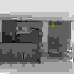 Reforma da Casa - D21 Garagens e edículas rústicas por Kamila Andrade - Arquiteta e Urbanista Rústico