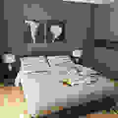 A-Apartment at Botanica Apartment, Simprug - South Jakarta Kamar Tidur Modern Oleh Simply Arch. Modern