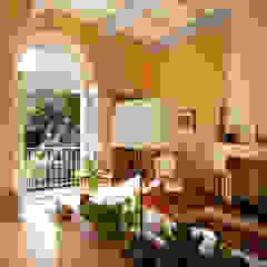 Mediterranean style museums by Architekturfotograf Peter Bajer Mediterranean