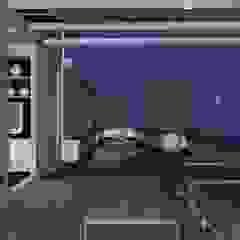 من Arch. Giuseppe Barone _ Studio di Architettura & Tutela del Paesaggio بحر أبيض متوسط حديد