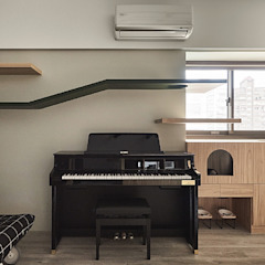 Happy Cat Cozy Home 根據 禾光室內裝修設計 ─ Her Guang Design 北歐風