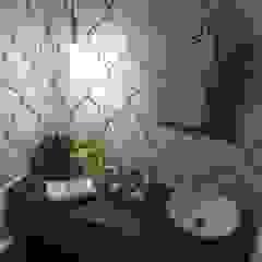 Casa de Praia Modern Bathroom by brunadiogenes.liviafeitosa Modern