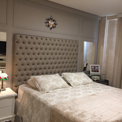 Casa de Praia Modern Bedroom by brunadiogenes.liviafeitosa Modern