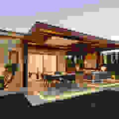 North Coast Villa โดย Hossam Nabil - Architects & Designers โมเดิร์น