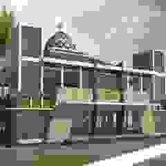 Masjid At-Taufiq Cikarang Oleh Manasara Design&Build
