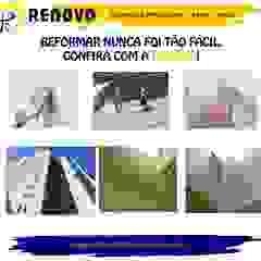 Koloniale kantoorgebouwen van Limpeza Fachada Pintura Externa Reformas Prediais Renovo BH Koloniaal Graniet