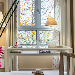 Colonial style windows & doors by CCVO Design and Staging Colonial