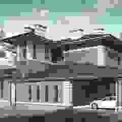 by Domashko Studio Industrial Bricks