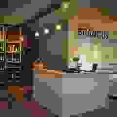 BRANGUS - Mercado de Da! Diseño de Interiores Industrial