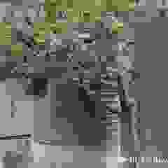 โดย Beverley Hui Architects อินดัสเตรียล โลหะ