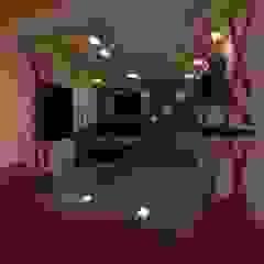 jdarchiteck sas Modern Study Room and Home Office
