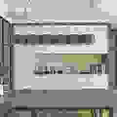 台中-精銳 根據 禾廊室內設計 熱帶風 鐵/鋼