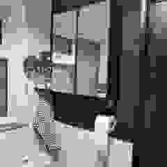 Bathroom update Baños de estilo industrial de THE FRESH INTERIOR COMPANY Industrial