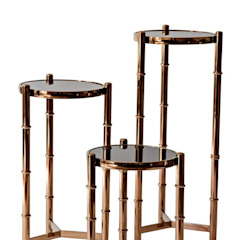 The Rosiette Nest of Tables L'Opulence Living roomSide tables & trays