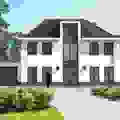 Brand I BBA Architecten Villa Weiß