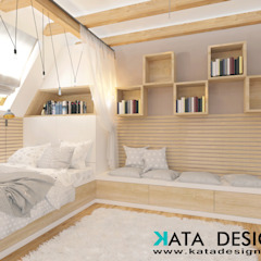 by Kata Design Modern بانس Green
