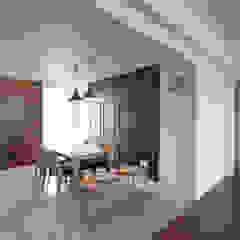 전주인테리어 서신동 대림 이편한세상 아파트 인테리어 클래식스타일 다이닝 룸 by 디자인투플라이 클래식