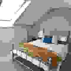 Loft Bedroom Kerry Holden Interiors Modern style bedroom