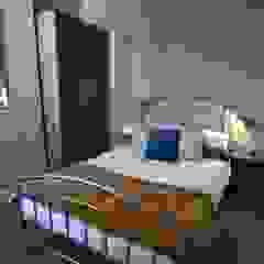 Bedroom Kerry Holden Interiors Modern style bedroom