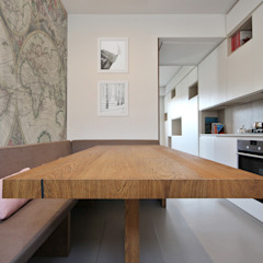by JFD - Juri Favilli Design Scandinavian Wood Wood effect