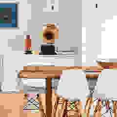 Highgate Home Refurbishment Livings de estilo moderno de Patience Designs Moderno