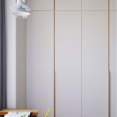 Eightytwo BedroomWardrobes & closets Wood White