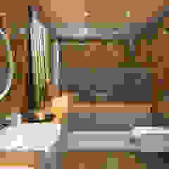 Kemerburgaz LIVERA Suites - Örnek Daire Tasarımı İskandinav Banyo Kolon Mimarlık - İçmimarlık İskandinav