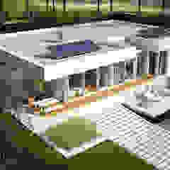 by FHS Casas Prefabricadas Modern میٹل