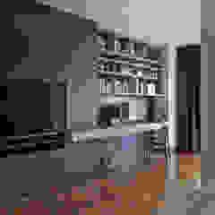 CLEMENTI PARK Modern study/office by Eightytwo Pte Ltd Modern