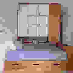 THE STELLAR Scandinavian style bedroom by Eightytwo Pte Ltd Scandinavian