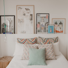 Cuarto Piña Habitaciones modernas de Redesign Studio Moderno