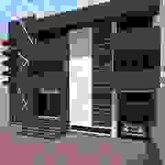 Minimalist office buildings by HC Arquitecto Minimalist