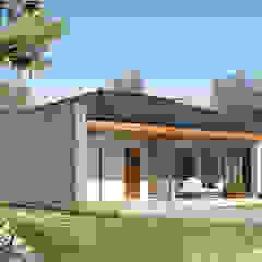 par FHS Casas Prefabricadas Moderne Aluminium/Zinc