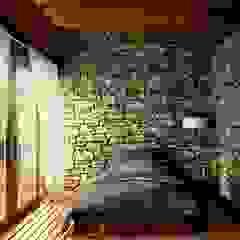 Dormitorios de estilo rústico de homify Rústico Piedra