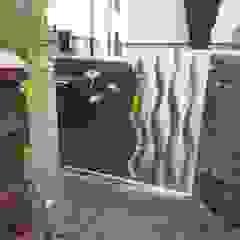 por Edelstahl Atelier Crouse - individuelle Gartentore Moderno Metal
