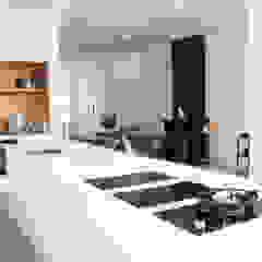 Woonhuis Regentes van Bruusk architecten Modern OSB
