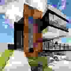 توسط Débora Silva Arquitetura e Urbanismo مدرن