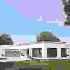 de FHS Casas Prefabricadas Moderno Aluminio/Cinc