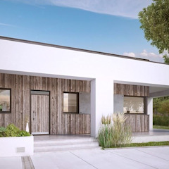 de FHS Casas Prefabricadas Escandinavo Hierro/Acero