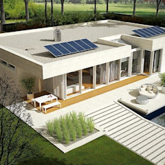 by FHS Casas Prefabricadas Modern