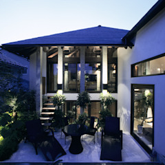 Asian style house by 株式会社 ギルド・デザイン一級建築士事務所 Asian