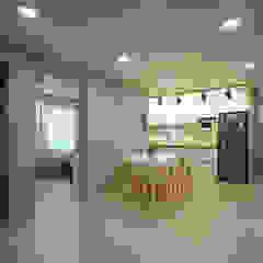 Moderne Wohnzimmer von TODOT Modern