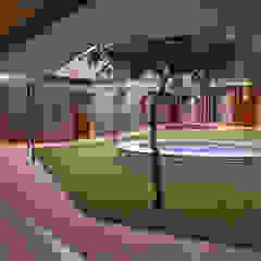 new lodge | leopard creek estate by drew architects + interiors Modern Stone