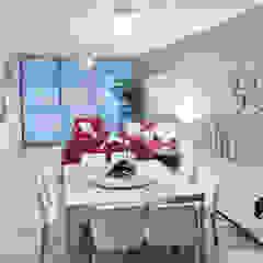 โดย PORTO Arquitectura + Diseño de Interiores โมเดิร์น