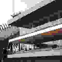 Minimalist stadiums by TAAU Minimalist